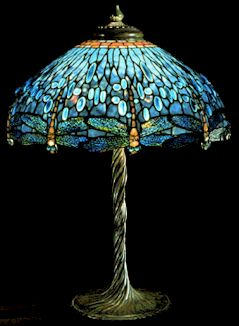 AntiqueTiffanyLamp